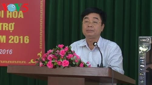 SME development project offers community development opportunities in Hoai Duc - ảnh 2
