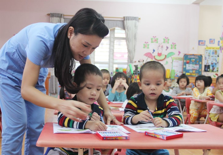 Quang Ninh pilots community-based model to care and protect disadvantaged children - ảnh 1
