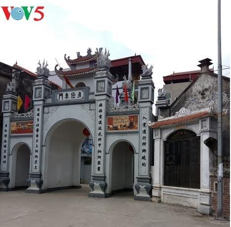 Da Sy, village of celebrities - ảnh 1