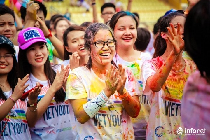 Connecting Viet Youth 2017 promotes creativity, dynamism - ảnh 1