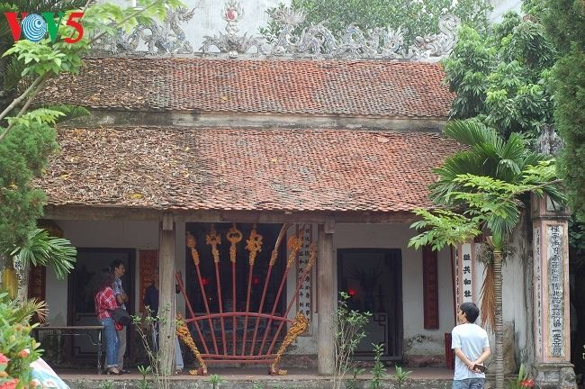 Ta Thanh Oai village boasts laureate tradition and literature  - ảnh 3