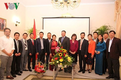 Vietnam's National Day marked in Germany, Canada - ảnh 1