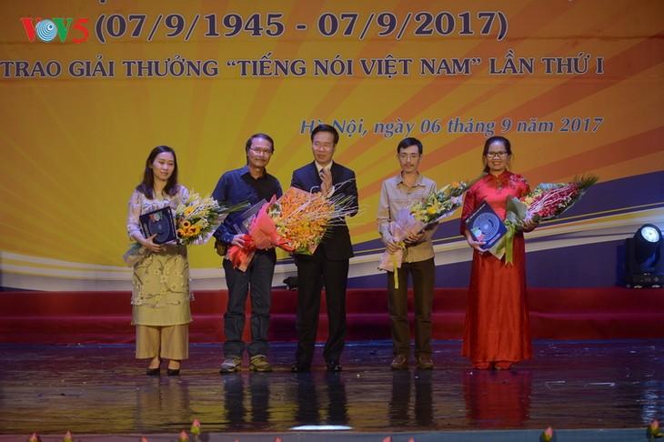 VOV marks 72nd founding anniversary - ảnh 2