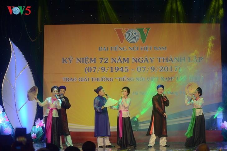VOV marks 72nd founding anniversary - ảnh 3