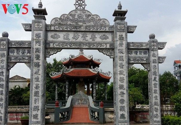 Canh Hoach, the village of two top doctorate winners - ảnh 4