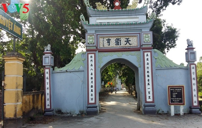 Nguyet Ang, proud village of doctors - ảnh 1