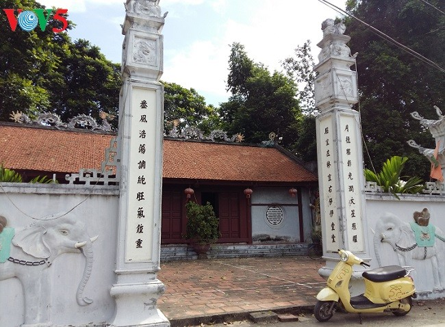 Nguyet Ang, proud village of doctors - ảnh 2