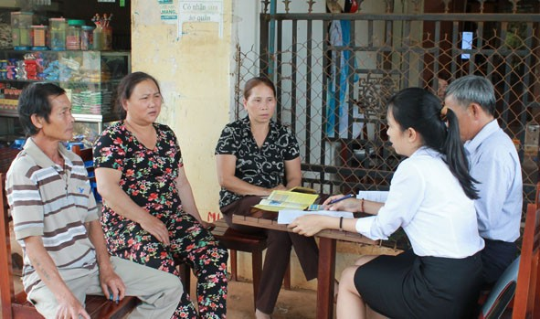 Dak Lak people encouraged to join health insurance  - ảnh 1