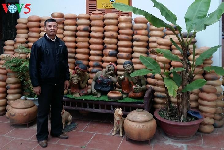 Vu Dai fish braising village enters peak season as Tet approaches  - ảnh 3