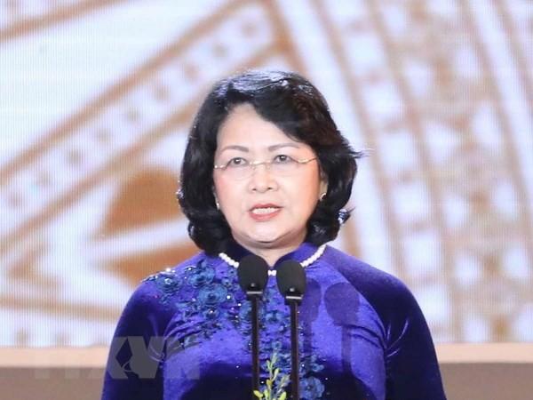Vice President attends Global Summit of Women in Australia - ảnh 1