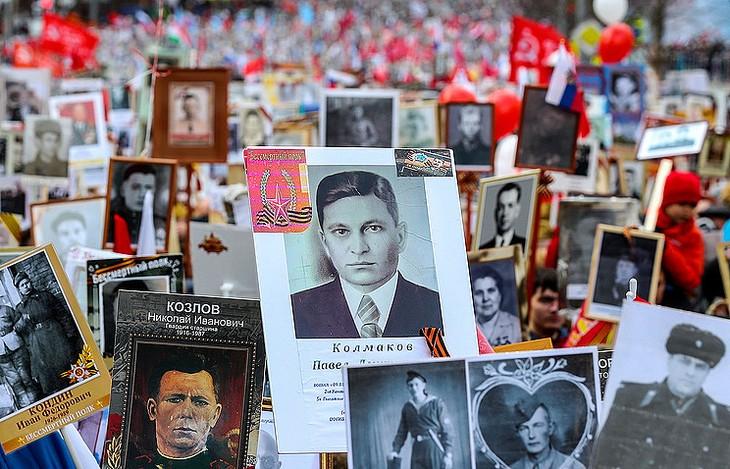 Soviet Union victory over fascism  - ảnh 2