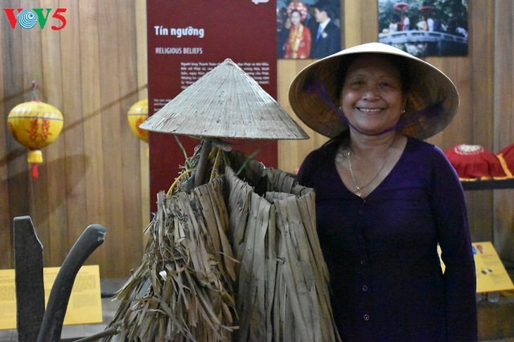 Hue's charming rural scenery seen in Thanh Toan farming museum  - ảnh 2
