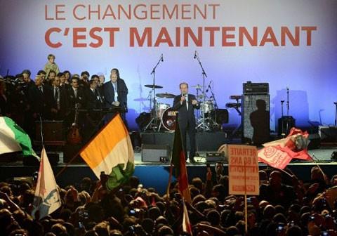 フランス大統領選挙の結果 - ảnh 1