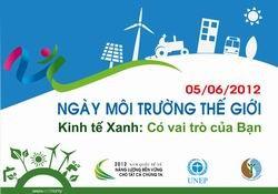 6月5日の世界環境デーに応える活動 - ảnh 1