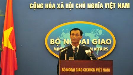 ベトナム外務省の定例記者会見 - ảnh 1