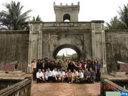 中部クァンチ省の古城 - ảnh 2