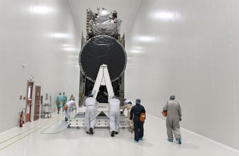 通信衛星「ビナサット2」の打ち上げをめぐって - ảnh 2
