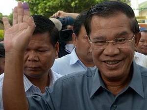 カンボジアのマスメディア、CPPに宛てたベトナム共産党の祝電を伝える - ảnh 1