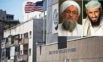 米在外公館の一時閉館、テロ攻撃命令傍受で決定 - ảnh 1