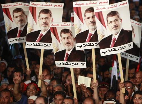 エジプト「欧米などによる仲介失敗」 - ảnh 1