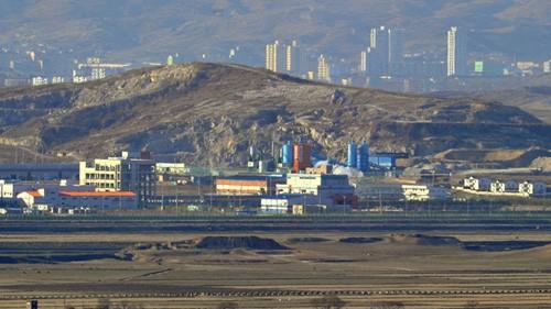 南北朝鮮、開城団地の再開へ向け14日協議再開で合意 - ảnh 1