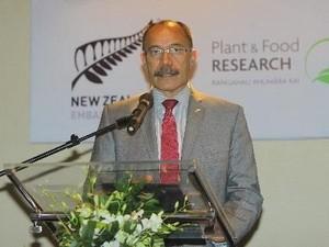 NZ総督、各企業の代表と会合 - ảnh 1
