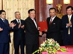 ウズベキスタン検察院副院長 ベトナム訪問を開始  - ảnh 1