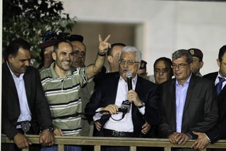 本格的な和平交渉を開始 イスラエルとパレスチナ - ảnh 1