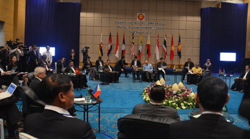 ASEAN外相会議閉幕 - ảnh 1