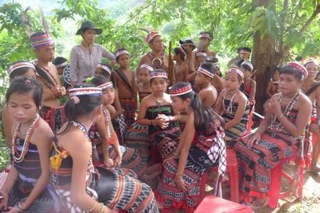 コトゥ族の伝統文化の保存 - ảnh 2