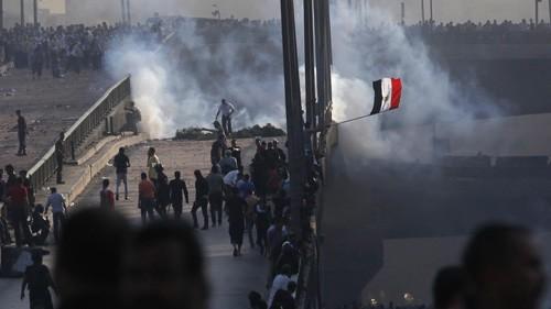 エジプト騒乱 国連安保理が緊急会合「最大限の自制を」  - ảnh 1