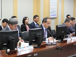 ニャン副首相、韓国訪問を終えた - ảnh 1