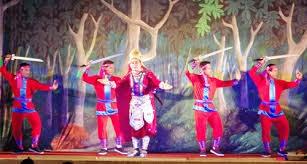 南部クメール族の伝統的歌劇のズーケ - ảnh 1