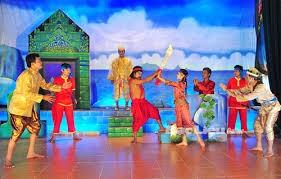 南部クメール族の伝統的歌劇のズーケ - ảnh 2