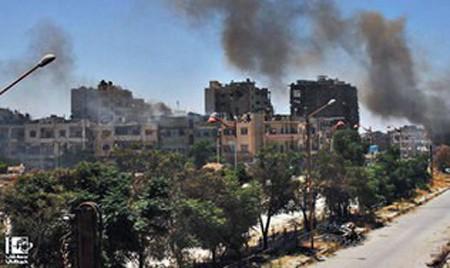 シリア:ホムス包囲一部解除 直接協議、初の成果 - ảnh 1