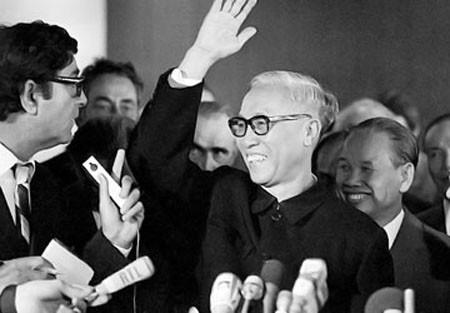 パリ和平協定締結41周年記念 - ảnh 1