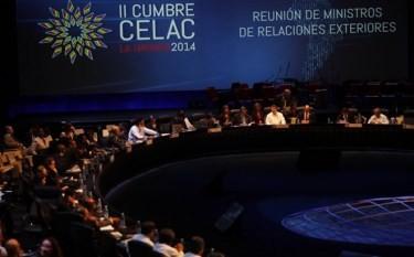 キューバ議長、米情報監視を批判=中南米カリブ首脳会議 - ảnh 1