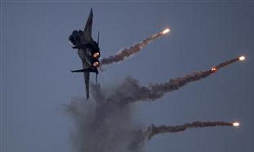アラブ首長国連邦「イスラム国」空爆を中断 - ảnh 1