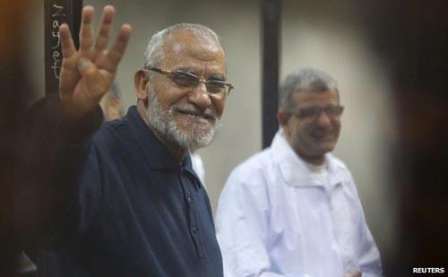 エジプト最高裁、同胞団の36被告の死刑判決破棄 - ảnh 1