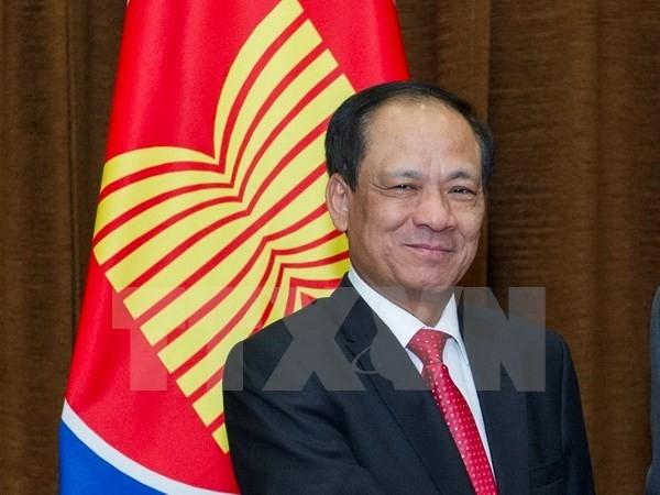 ミン事務局長、ASEANは世界での信頼にたるパートーナーである - ảnh 1