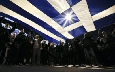 ギリシャ危機、瀬戸際回避 EU、「緊縮策継続」盛り込む - ảnh 1
