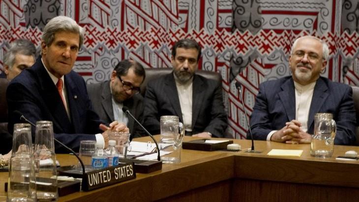 米イラン外相が核協議へ=技術面議論も本格化-ジュネーブ - ảnh 1