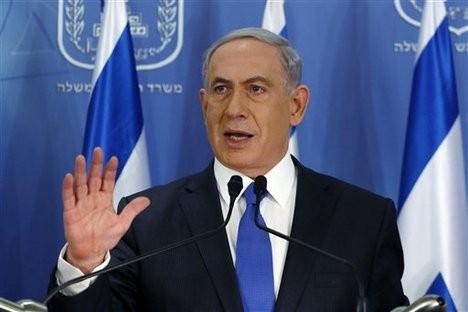 イスラエル首相の議会演説に米大統領が懸念  - ảnh 1