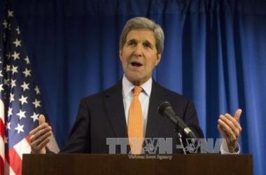 米国務長官が、イランとの核協議を支持 - ảnh 1