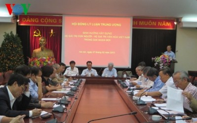 新段階におけるベトナム人としてのアイデンティティーと文化的アイデンティティーづくり - ảnh 1