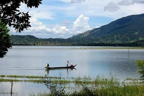 中部ダクラク省のラク湖の訪れ - ảnh 1