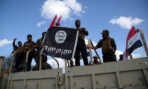 イラク ティクリット奪還で首相が成果強調 - ảnh 1
