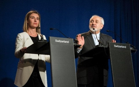 イラン核問題 米大統領「歴史的な理解」 - ảnh 1