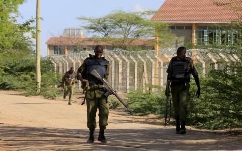 ケニア 大学で銃乱射 学生147人死亡 - ảnh 1