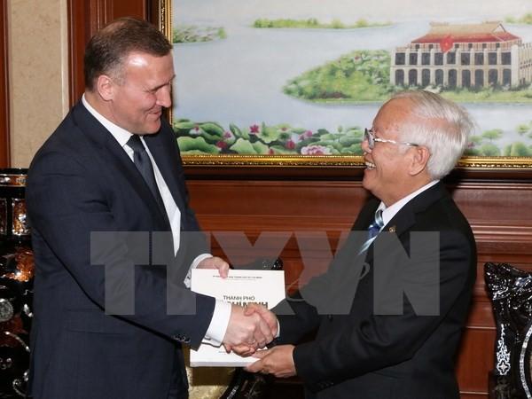 ベトナム、エストニアとの協力を強化、拡大 - ảnh 1